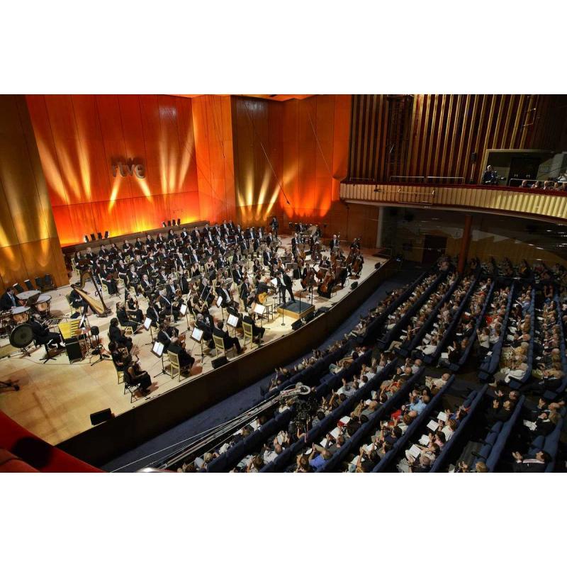 MADRID - Teatro Monumental / Concierto con Banda Sinfónica Municipal de Madrid